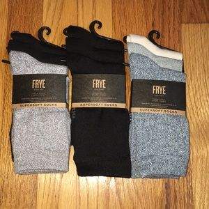 Frye Super Soft Sock Bundle